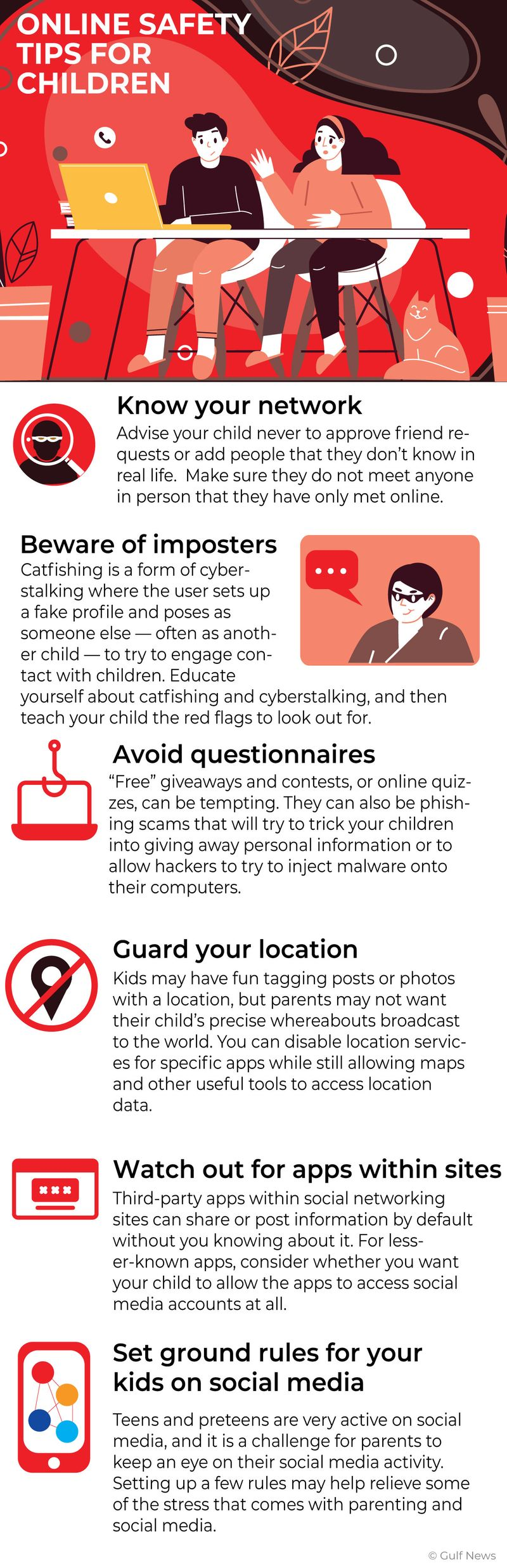 Graphic social media security
