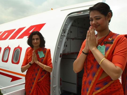 Stock - Air India