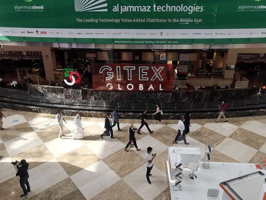 Stock - Gitex 2021