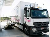 Mammography mobile