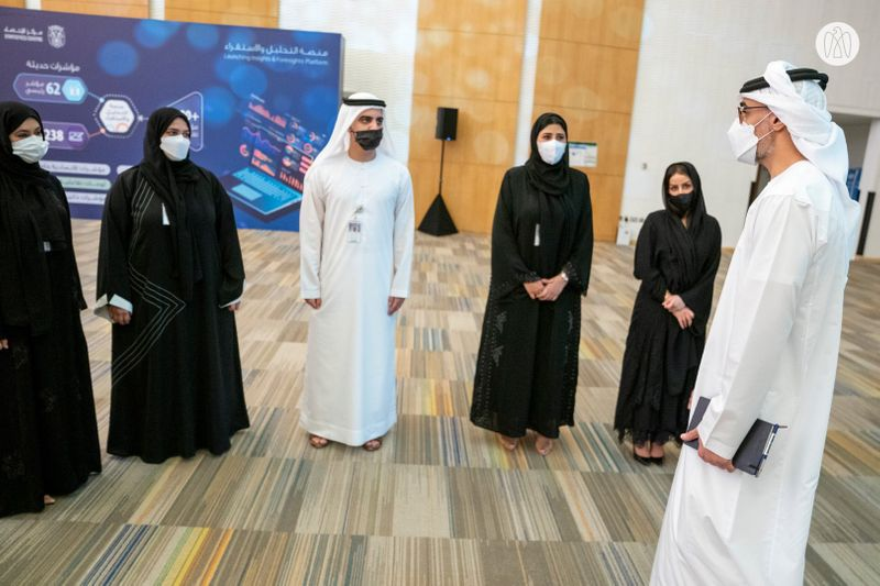 NAT Khaled bin Mohamed bin Zayed inaugurates new coding school-1634534097617
