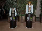 The Premier Leaguer and League Cup trophies are visiting Expo 2020