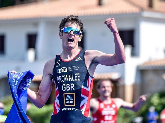 Johnny Brownlee will return to Abu Dhabi