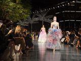 One Night Only: Inside Giorgio Armani's Spring Summer 2022 live fashion show in Dubai