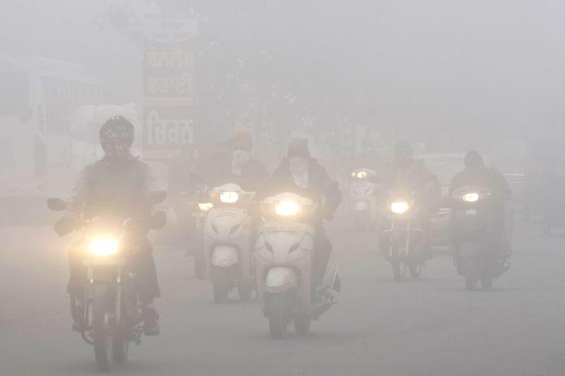 उत्तर भारत में शीतलहर का अलर्ट; जानें-अन्य राज्यों का अपडेट
