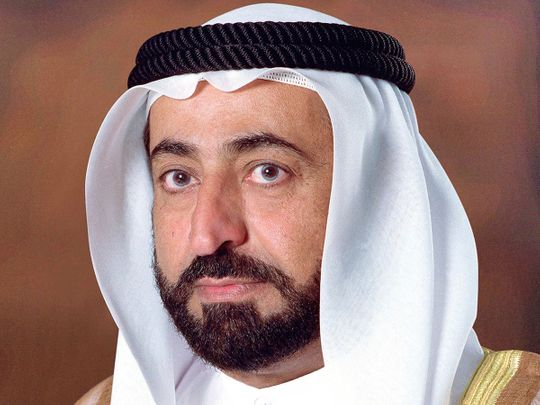 Sharjah Ruler
