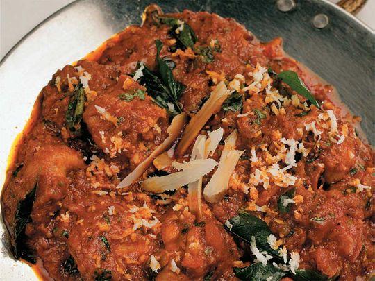 Chicken Coondapur style