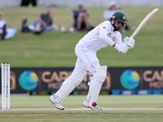 Cricket-Faheem Ashraf