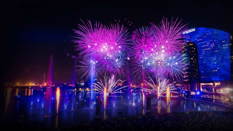 All New Year's Eve fireworks: Where to watch in Dubai, Abu Dhabi and RAK | Going-out – Gulf News