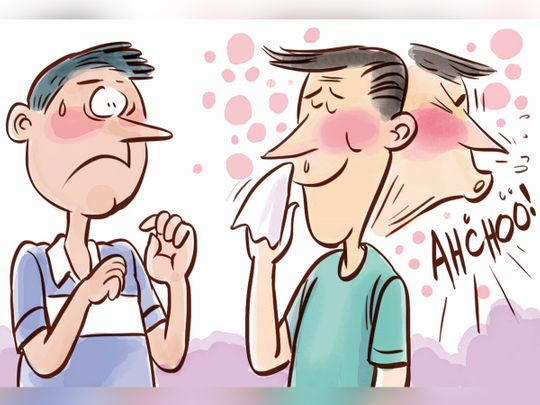 Fraudsters may sneeze on you to pick your pocket