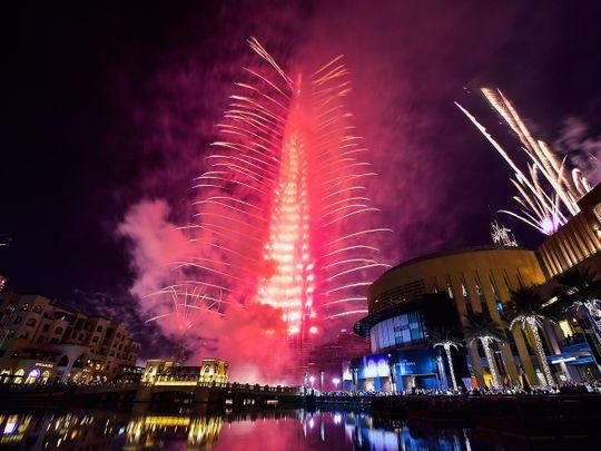 2021 New Year's Eve fireworks on Burj Khalifa in Dubai: How you can watch it live | Uae – Gulf News