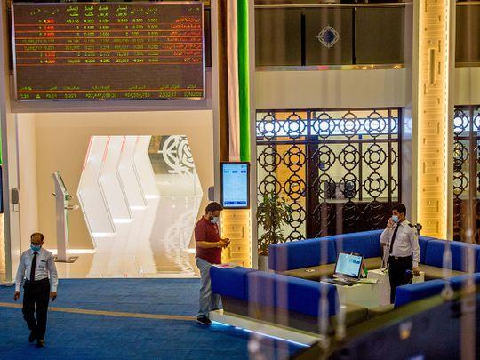 STOCK Dubai Financial Market DFM