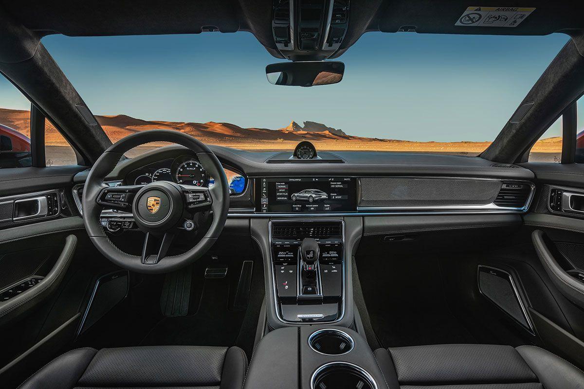 auto panamera