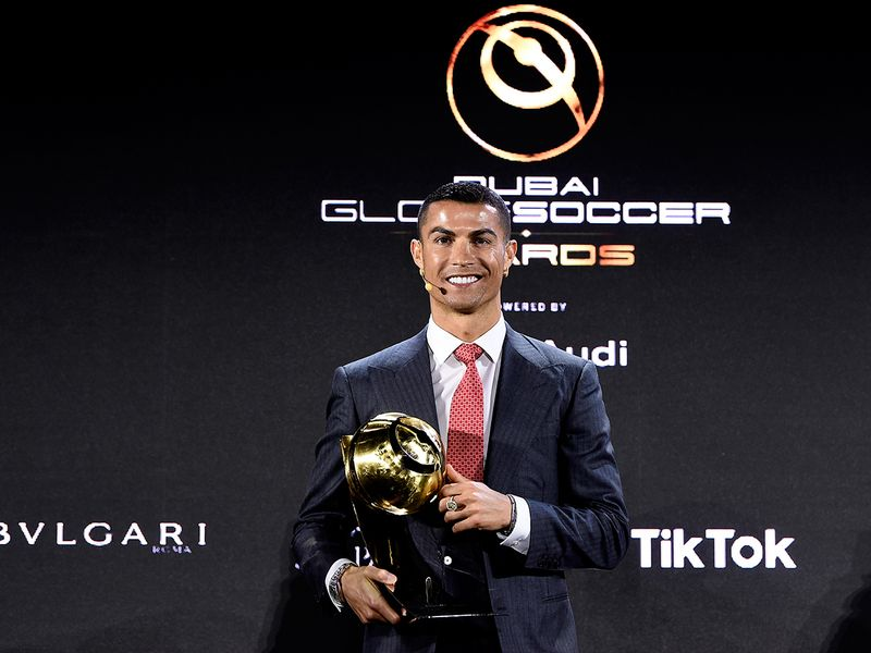 Globe Soccer Awards 2020 in Dubai