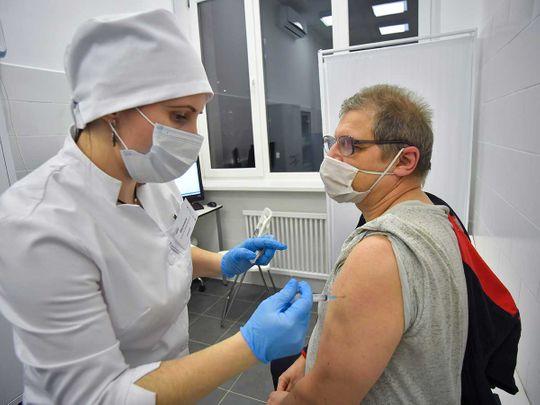 Russia vaccine