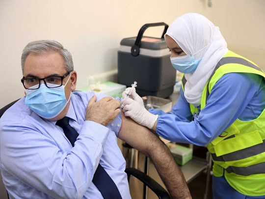 Guidelines issued for Oman companies to procure COVID-19 vaccine