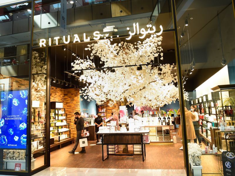 Rituals store