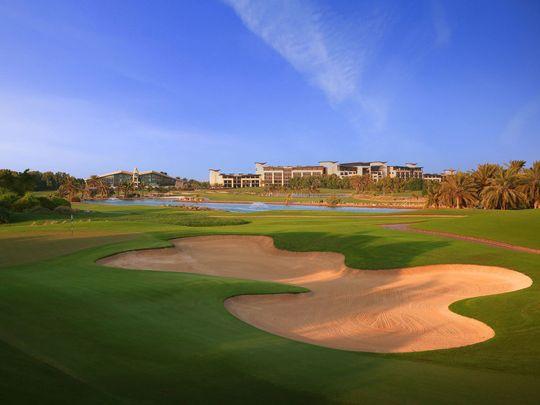 Abu Dhabi Golf Complex