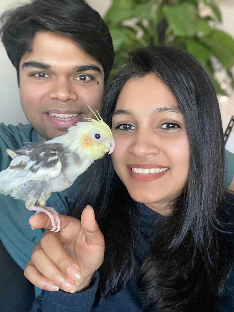 Kiki transformed Apurva Shrivastava's husband Tushar into a pet lover too