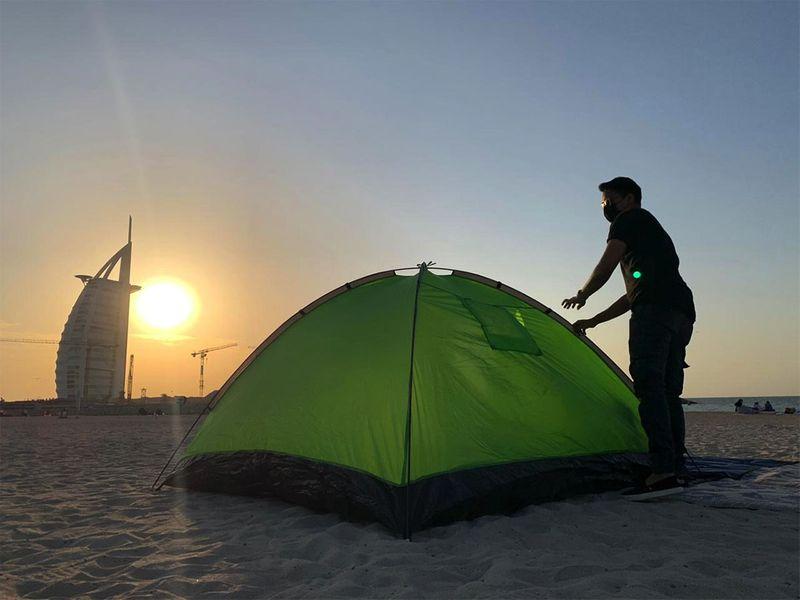 NYE preparations Dubai
