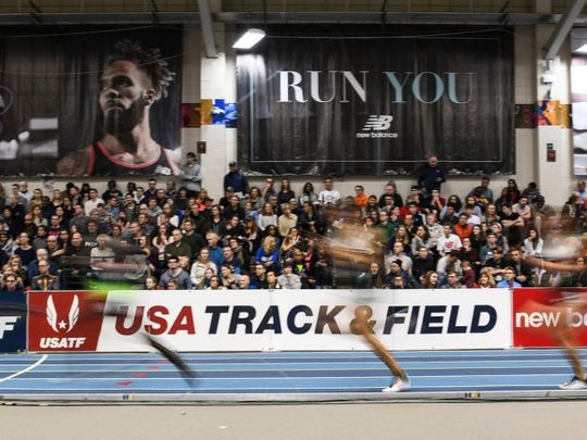 The Boston Indoor Athletics have been pushed back